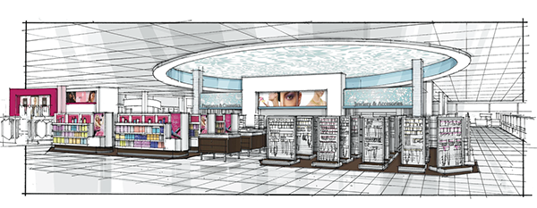 Retail Department Store On Behance