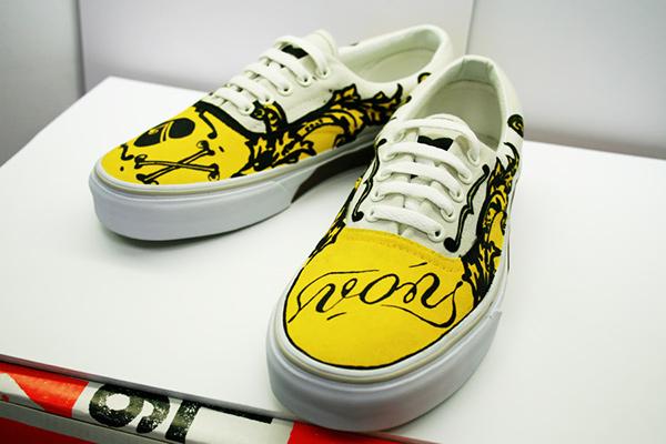 custom vans shoes canada