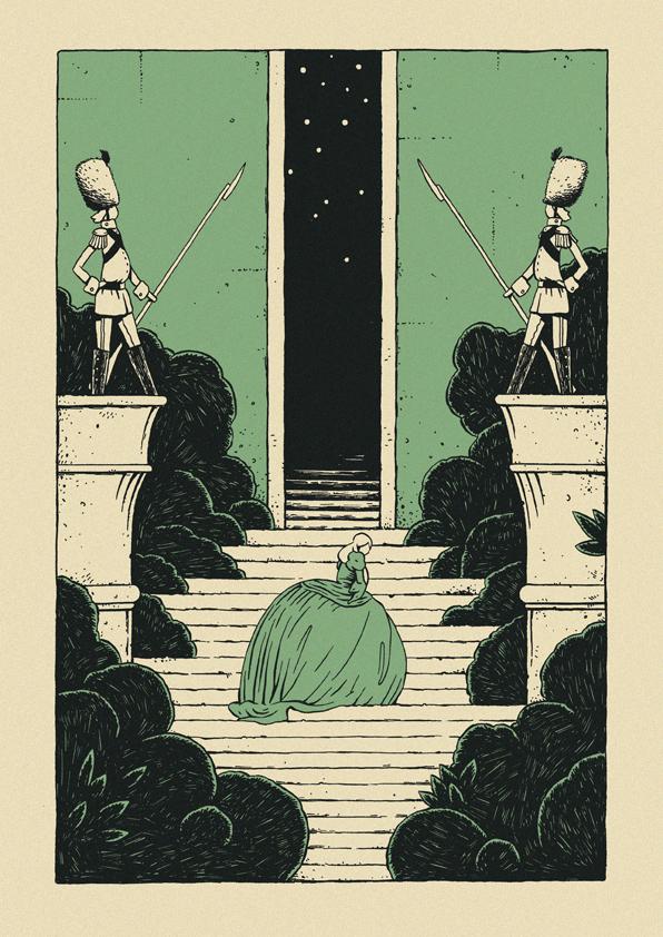 comic ilustracion fanzine