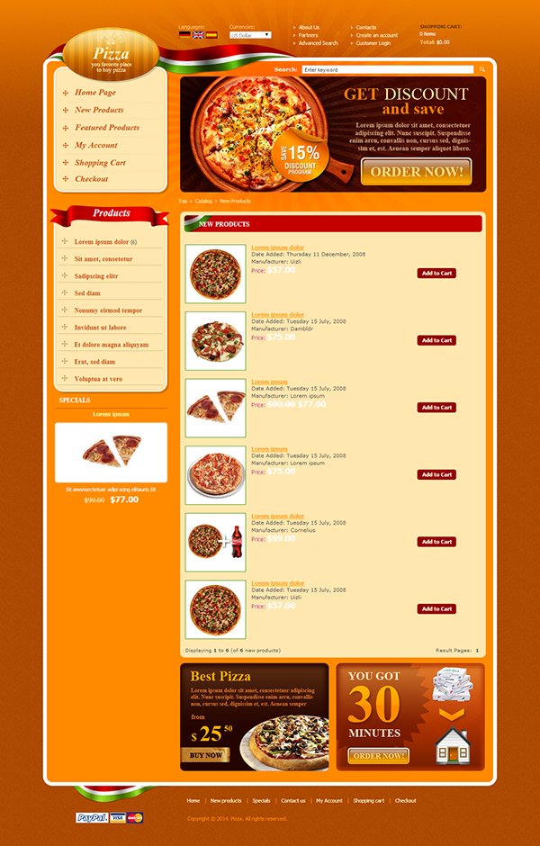 related literature about pizza store Famous restaurant names often have a story attached to them from mcdonalds to chipotle, find out how restaurants got their name.