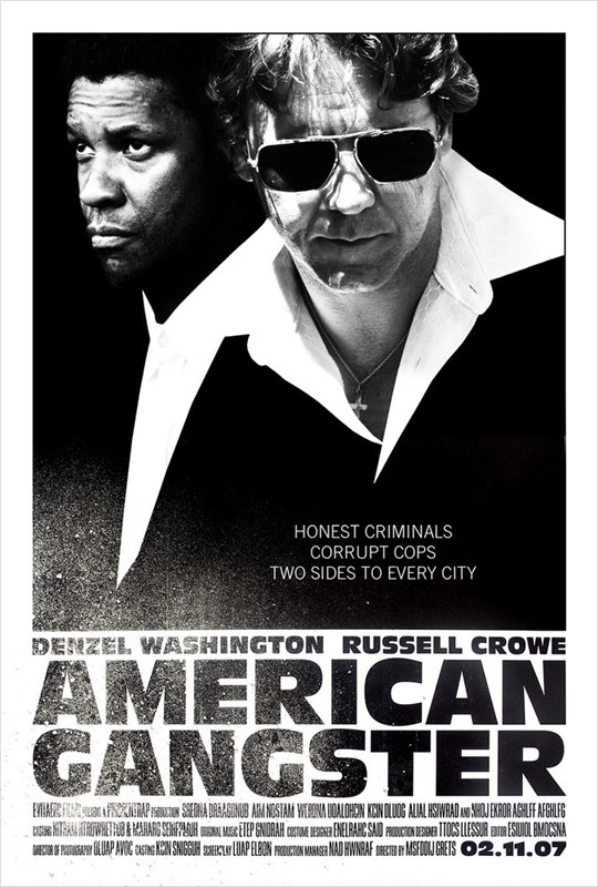 American Gangster (2007) Unrated 720p BDRip [Tamil + Hindi + Eng] ESubs 1.3 Gb