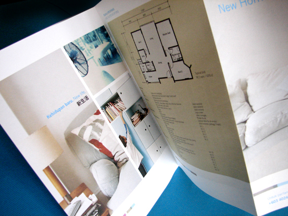 Housing Development Brochure For Housing Development in