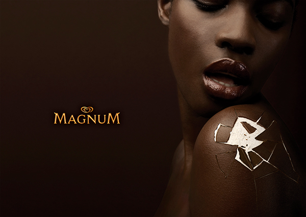 MAGNUM / print campaign on Behance
