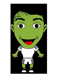 Zombie Ronaldo
