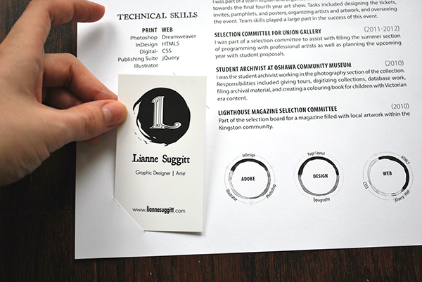 Paperclip resume