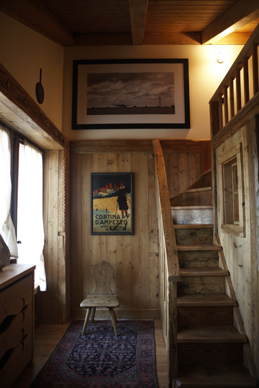 Mountain Cabin Interior Design On Behance