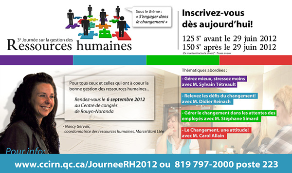 RH GRH ressources humaines Concilication travail-famille
