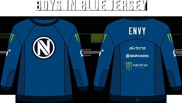 Envyus Jersey