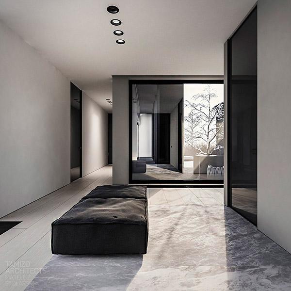 q house interior design on behance With q house interior design