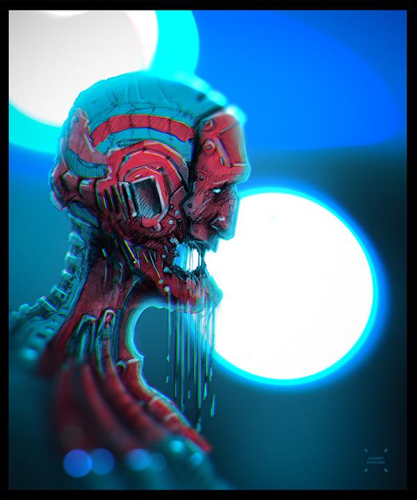 [ Oldbot ] by Andrey Radchuk
