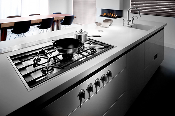 Project culimaat highend keukens on behance