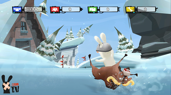 video game raving rabbits ubi soft