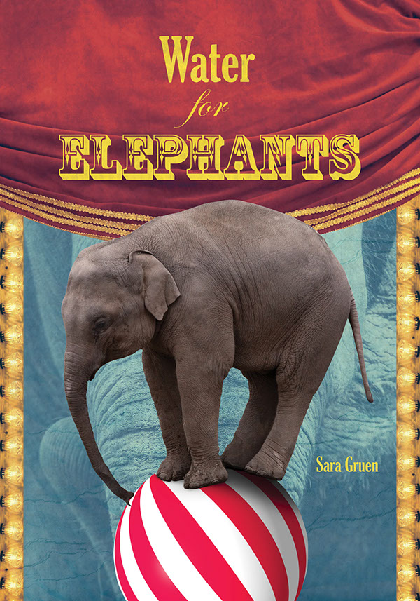 water for elephants by sarah gruen essay Water for elephants is a historical novel by sara gruen, written as part of national novel writing month.