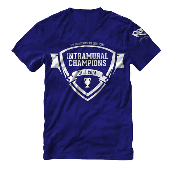 2670079f6 Intramural Champions Shirts on Behance