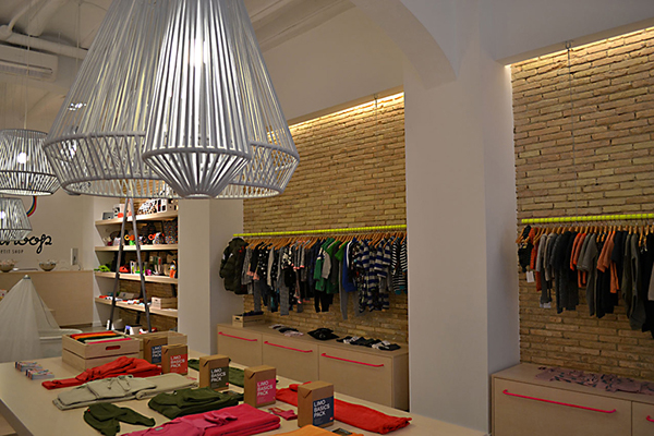 Hulahoop · le petit shop (Contract) on Interior Design Served