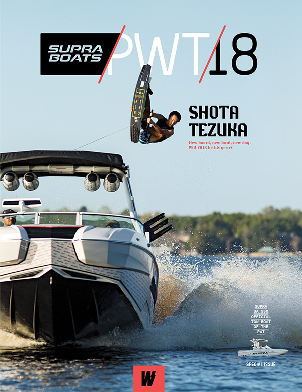 2018 Pro Wakeboard Tour Special Issue Publication