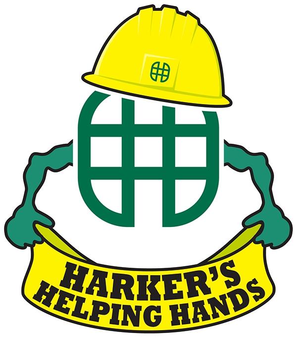 community service logo on behance