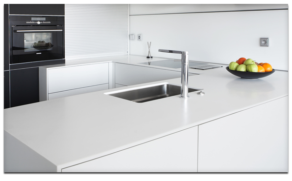 plan 3 kitchen Interior Minimalism 3d space illusion horizontal web