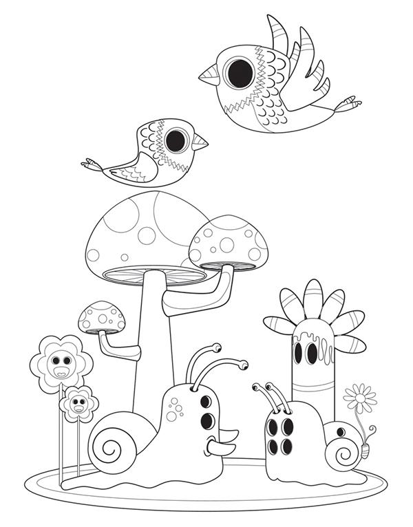 Color Ink Book on Behance