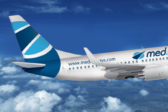 Airline Med Airways (Med Airways). Official sayt.2