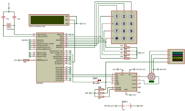 Arduino Pid Dc Motor Position Control: Pid motor control