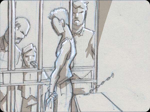 storyboard WatchMen movie
