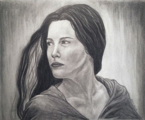 Lord of The Rings Pencil Drawings Lord of The Rings Drawings on
