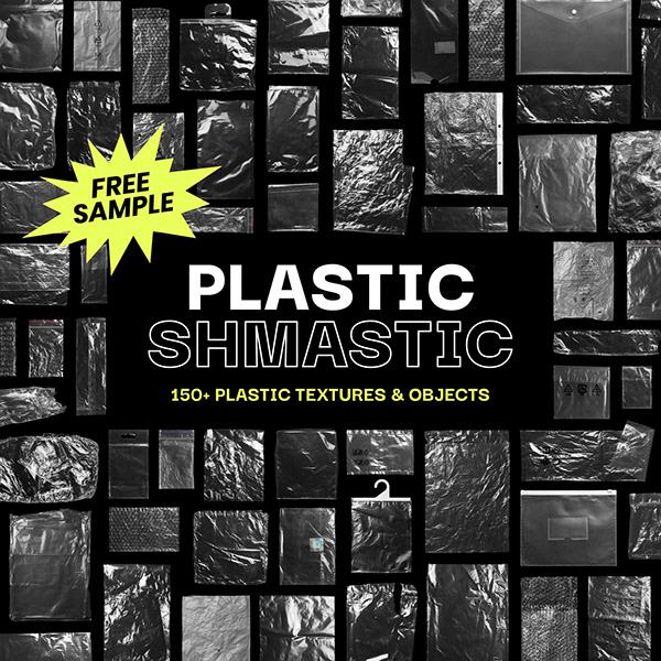 [Free] Plastic Shmastic - Textures & Objects Bundle