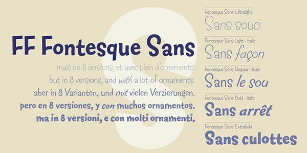 ff fontesque