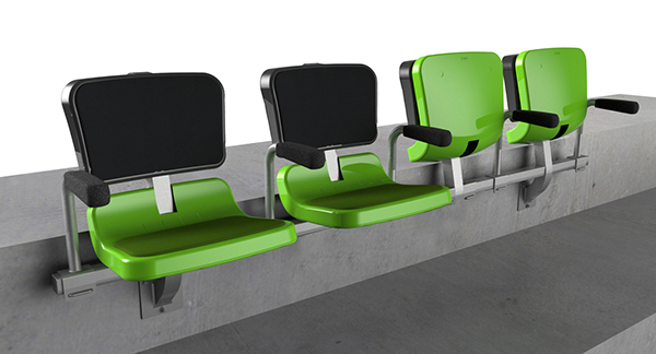 Reverso Si 232 Ge De Stade Grosfillex 2014 On Behance