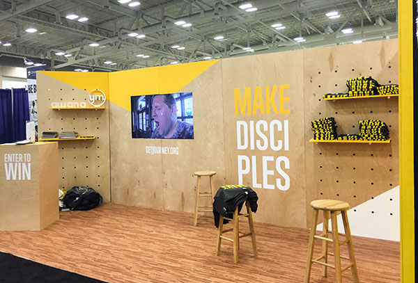 Awana Conference Booth On Behance