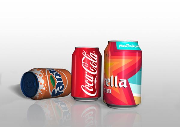 豐富的19張可口可樂包裝欣賞