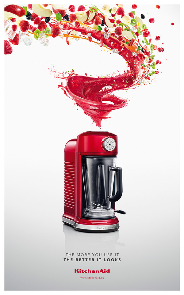 Kitchenaid Magnetic Blender On Behance