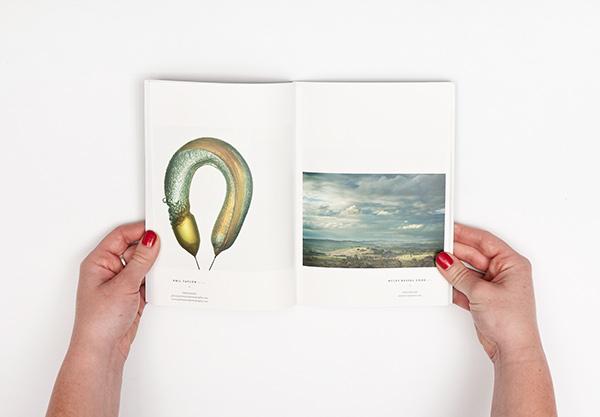 Exhibition book Gradiation exhibition RMIT