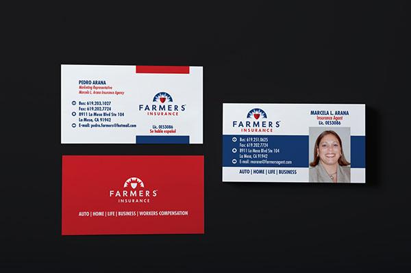 Marcela Arana Farmers Insurance On Behance