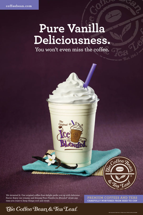 The Coffee Bean Brand Awareness Campaign 2011 on Behance