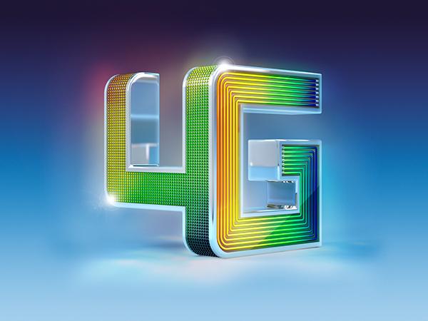 o2 4g 3D design