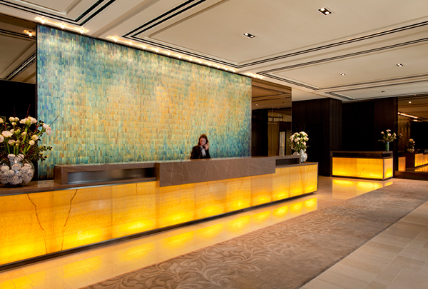 Setai Hotel Wall Sculpture On Behance