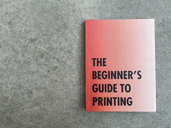 Publication Design- Beginner's Guide to Printing