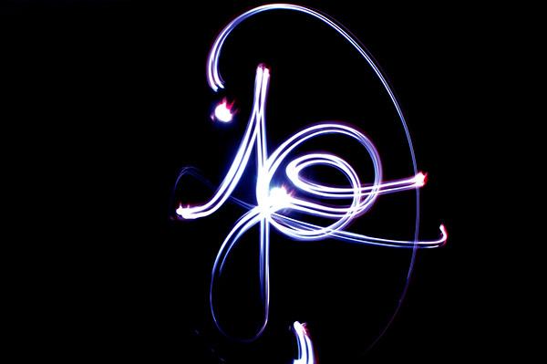 lightgraff lightpainting