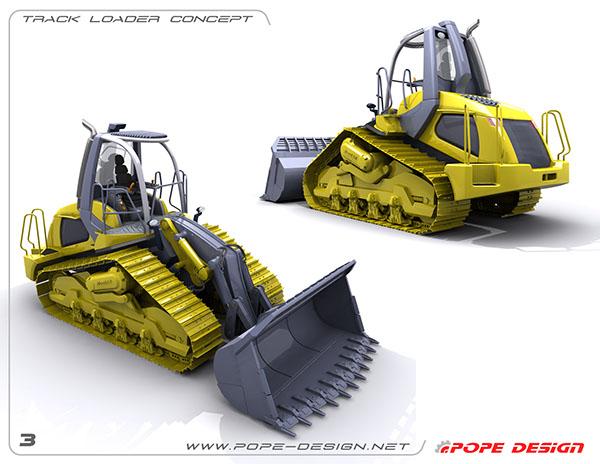 prototipo nuovo dumper minerario avvenieristico E8a4c147492615.560806f845326
