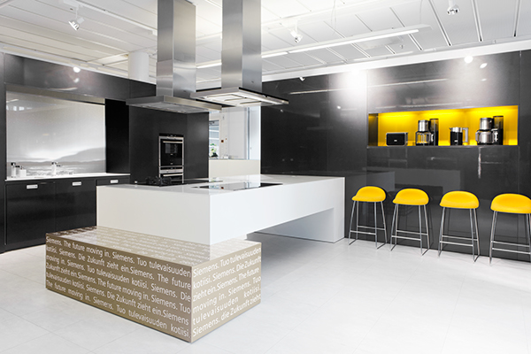 Showroom For Bosch And Siemens Hausger Te On Interior Design Served