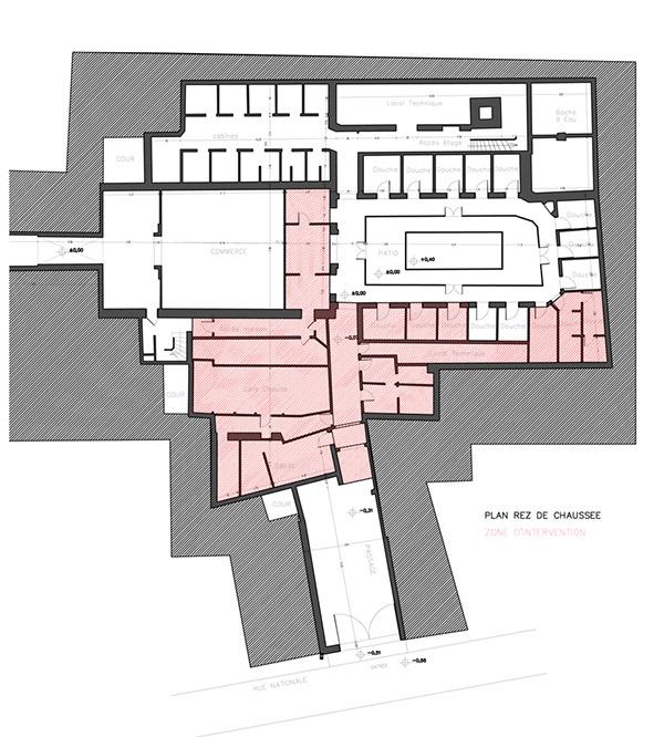 atelier calas Guillaume Calas architecte marseille
