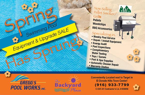 Swimming Pool Marketing : Advertising postcard for retail swimming pool store on behance