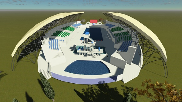 thesis on sports complex