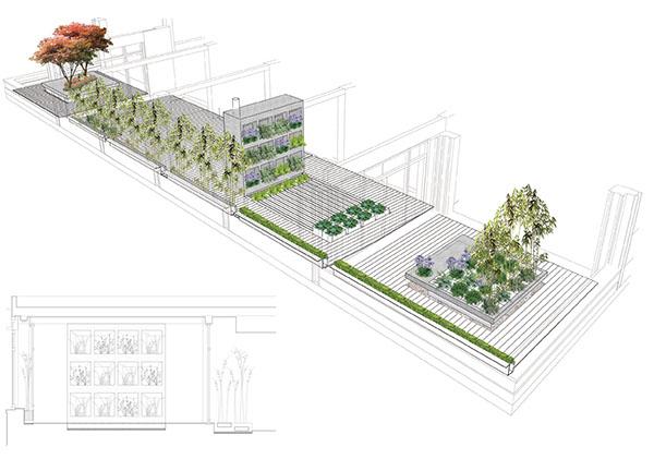 Superior Ink Terrace Design On Risd Portfolios