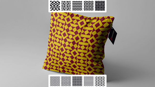 The Ultimate Pattern Collection — 50 Seamless Patterns