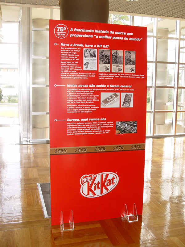 kit kat celebrates 75 years 75-year-old kitkat recipe changes in uk with sa soon to follow the new recipe will soon hit uk shelves with south africa not far behind 30 mar 2017 kitkat, nestle,chocolate, new recipe, recipe, suga we recently reported that nestlé announced their chocolates would soon contain less sugar this change has now started.