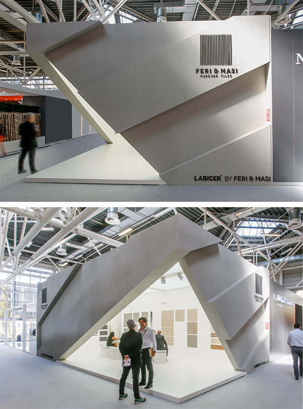 Photography Expo Stands : Feri masi cersaie on behance