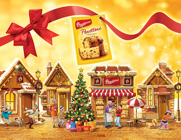 細緻的24張聖誕禮物包裝欣賞